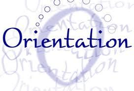 Orientation Clipart