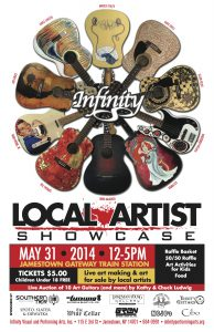 Local Artist Showcase 2013